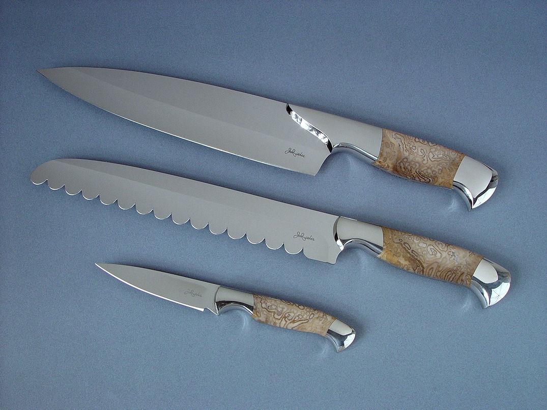 Custom Knives by Jay Fisher